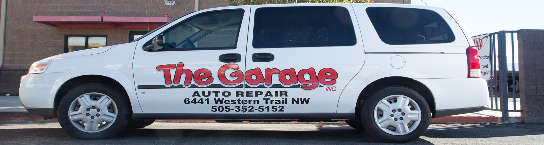 The Garage - expert auto repair - Albuquerque, NM 87120